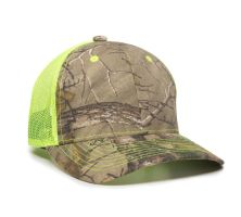 CNM-100M-Realtree Xtra®/Neon Yellow-Adult