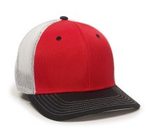 CT120M-White/Black/Red-S/M
