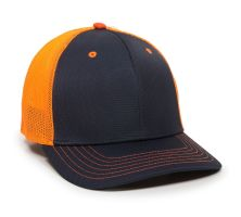 CT120M-Navy/Neon Orange-S/M