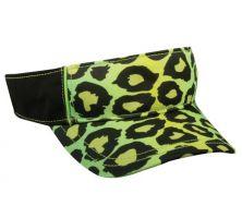 FPV-100-Lime Green Leopard/Black-Adult
