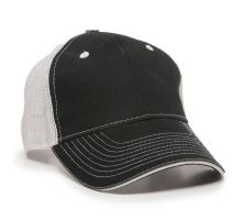 GWT-101M-Black/White-Adult