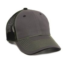 GWT-101M-Charcoal/Black-Adult