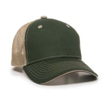 GWT-101M-Dark Green/Khaki-Adult