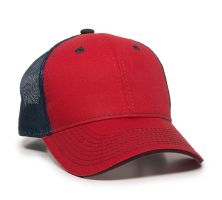 GWT-101M-Red/Navy-Adult