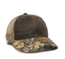 HPC-500M-Brown/Tan/Realtree Edge ™-One Size Fits Most