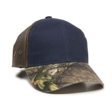 HPT-200-Navy/Brown/Mossy Oak® Break-Up Country®-One Size Fits Most