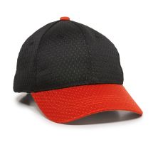 JM-123-Black/Orange-Youth