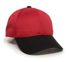 JM-123-Red/Black-Adult