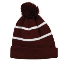 KNF-100-Maroon/White-Adult