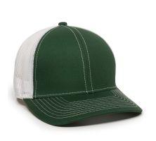 MBW-800SB-Dark Green/White-Adult