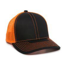 MBW-800SB-Black/Neon Orange-Adult