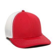 MWS1125-Red/White-S/M