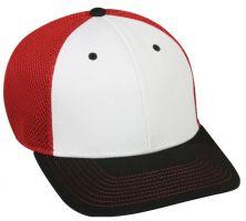 MWS1125-White/Red/Black-M/L