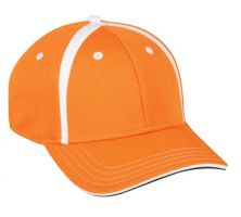 MWS1465I-Orange/White-M/L