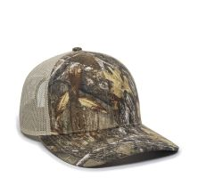 OC771CAMO-Realtree Edge™/Tan-One Size fits Most
