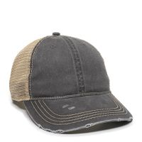 OC801-Black/Tea Stain-One Size Fits Most