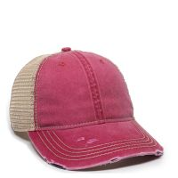 OC801-Ruby/Tea Stain-One Size Fits Most