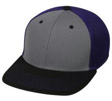 MWS1125-Graphite/Purple/Black-S/M