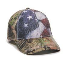 SUS-100-American Flag/ Mossy Oak® Break-Up Country®-Adult