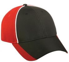 TM-250-Black/Red/White-Adult