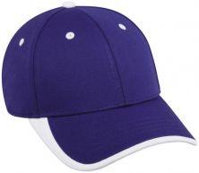 BC-601-Purple/White-Adult