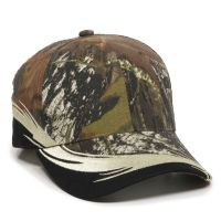 CAMF-668-Mossy Oak® Break-Up®/Black-Adult