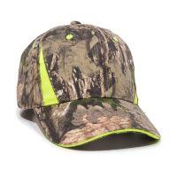 CBI-305-Mossy Oak® Break-Up® Country®/Safety Yellow-Adult
