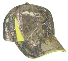 CBI-305-Realtree Xtra®/Safety Yellow-Adult
