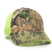 CGWM-301-Mossy Oak® Break-Up Country®/ Neon Yellow-Adult