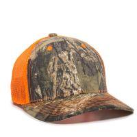 CNM-100M-Mossy Oak® Break-Up Country®/Neon Orange-Adult