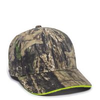 CS-350-Mossy Oak® Break-Up®/Neon Yellow-Adult