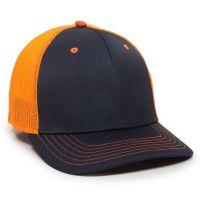 CT120M-Navy/Neon Orange-M/L