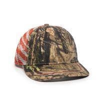 CWF-400M-Mossy Oak® Break-Up Country® /American Flag-Adult