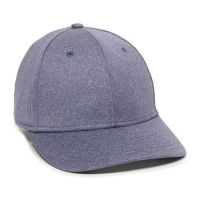 HTR-100-Heathered Navy-Adult