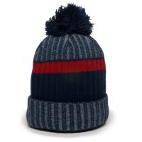 KNF-200-Navy/Red/Grey-One Size Fits Most