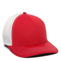 MWS1125-Red/White-M/L