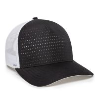 OC502M-Black/White/White-One Size Fits Most