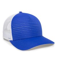 OC502M-Royal/White/White-One Size Fits Most