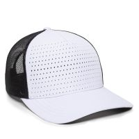 OC502M-White/Black/Black-One Size Fits Most