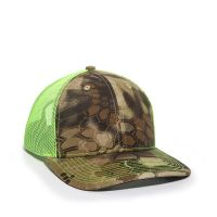 OC771CAMO-Kryptek® Highlander®/Neon Yellow-One Size fits Most
