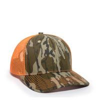OC771CAMO-Mossy Oak® Original Bottomland®/Neon Orange-One Size fits Most
