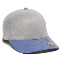 REEVO-Light Grey/Heathered Royal-M/L