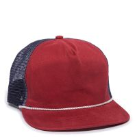 UC-100M-Chili Pepper/Navy/White-One Size Fits Most