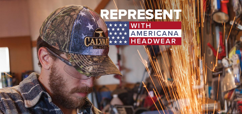 Browse Americana Headwear