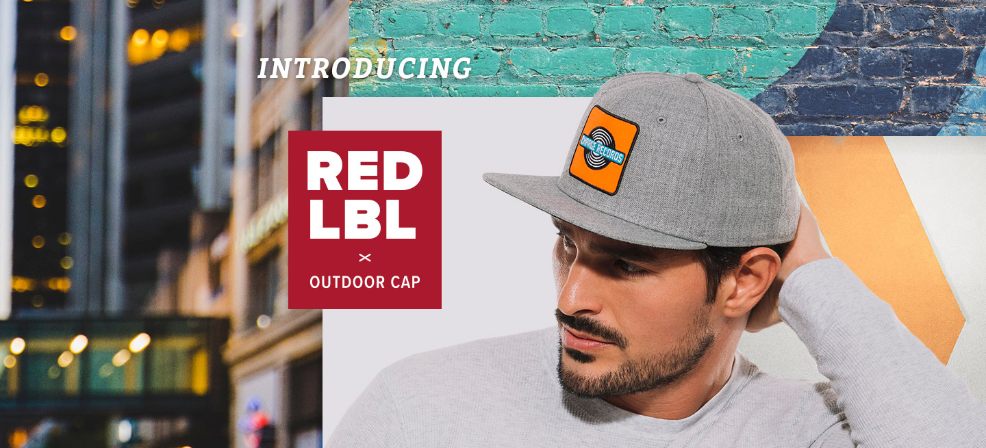 Introducing Red Label x Outdoor Cap Collection