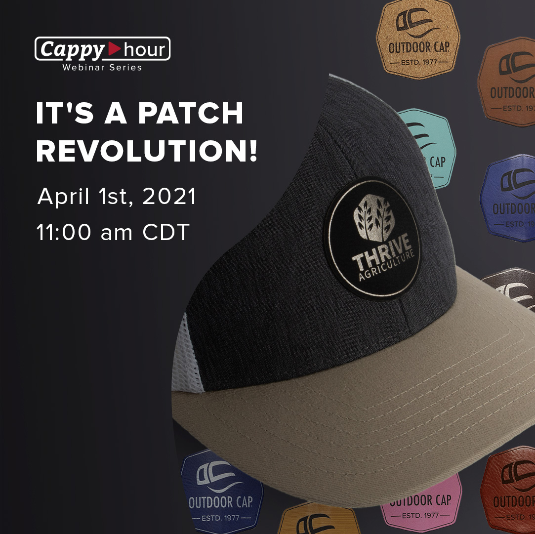 Faux Leather Patches and Custom Shapes Webinar