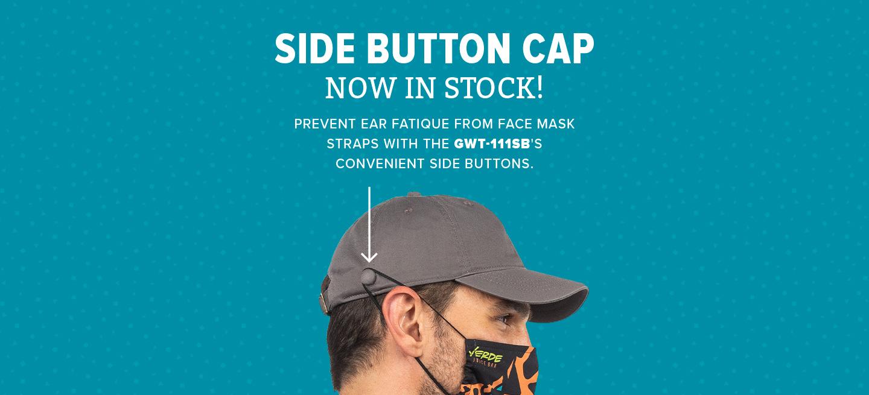 gwt-111sb side buttons cap