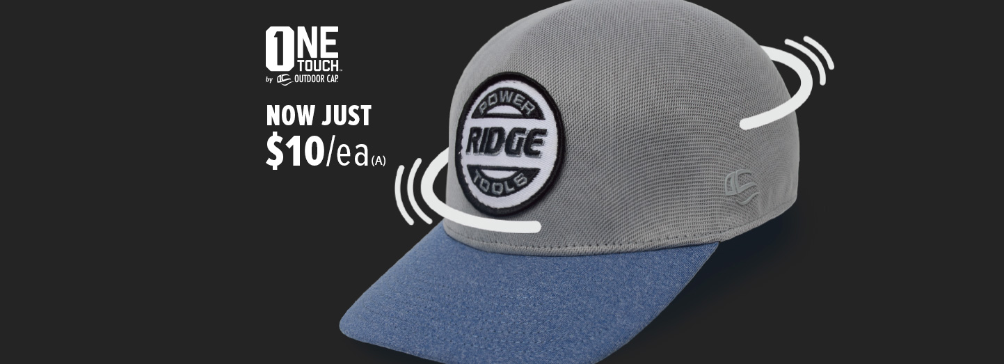 OneTouch by Outdoor Cap