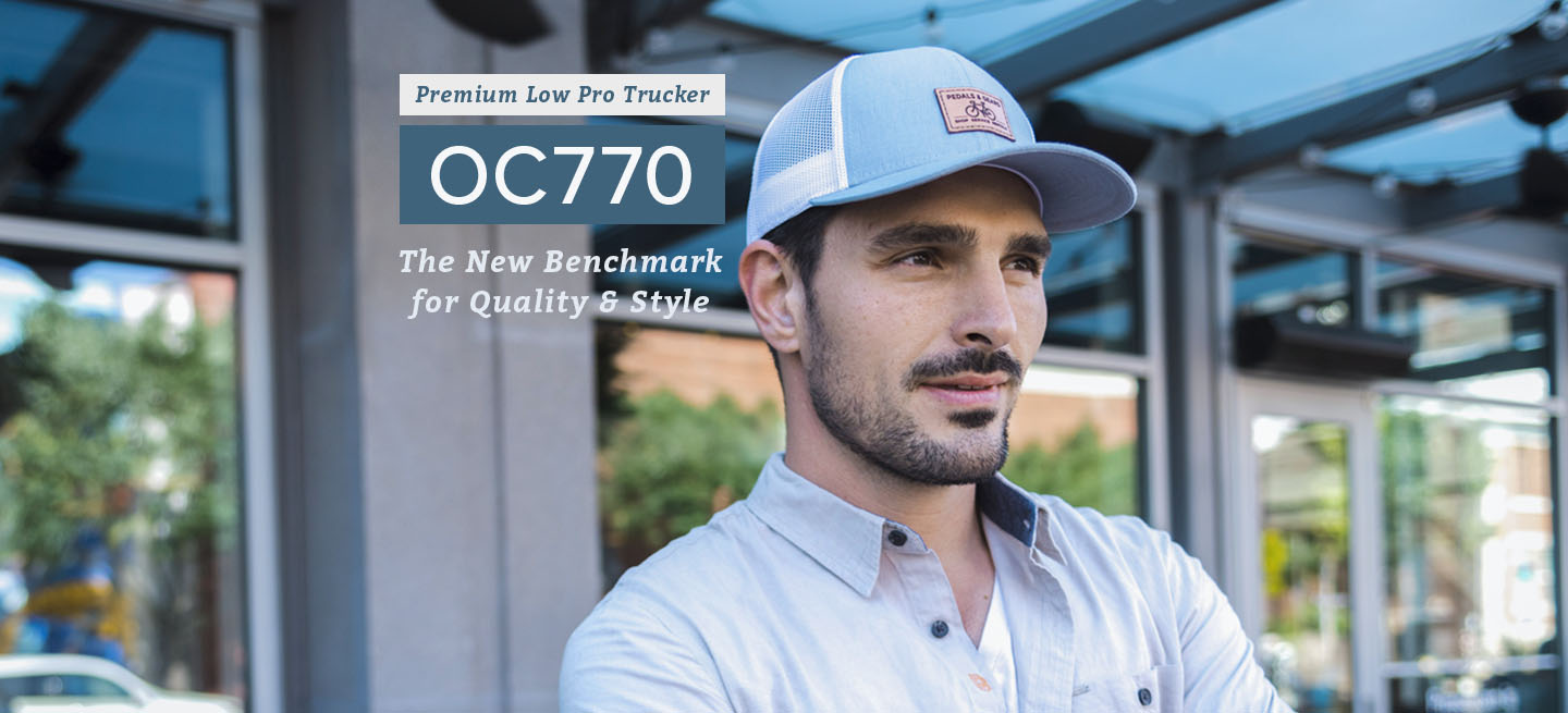 The All New Premium Low Pro Trucker, OC770