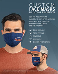 Face Mask Customer Flyer